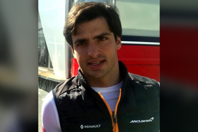 F1 Driver Carlos Sainz Jr. Salary