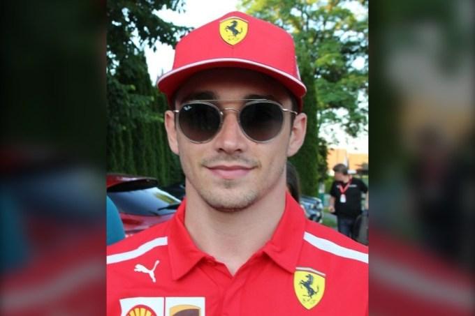 Formula One Driver Charles Leclerc Salary