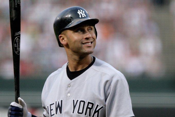 Derek Jeter – Wealthy Baseball Player