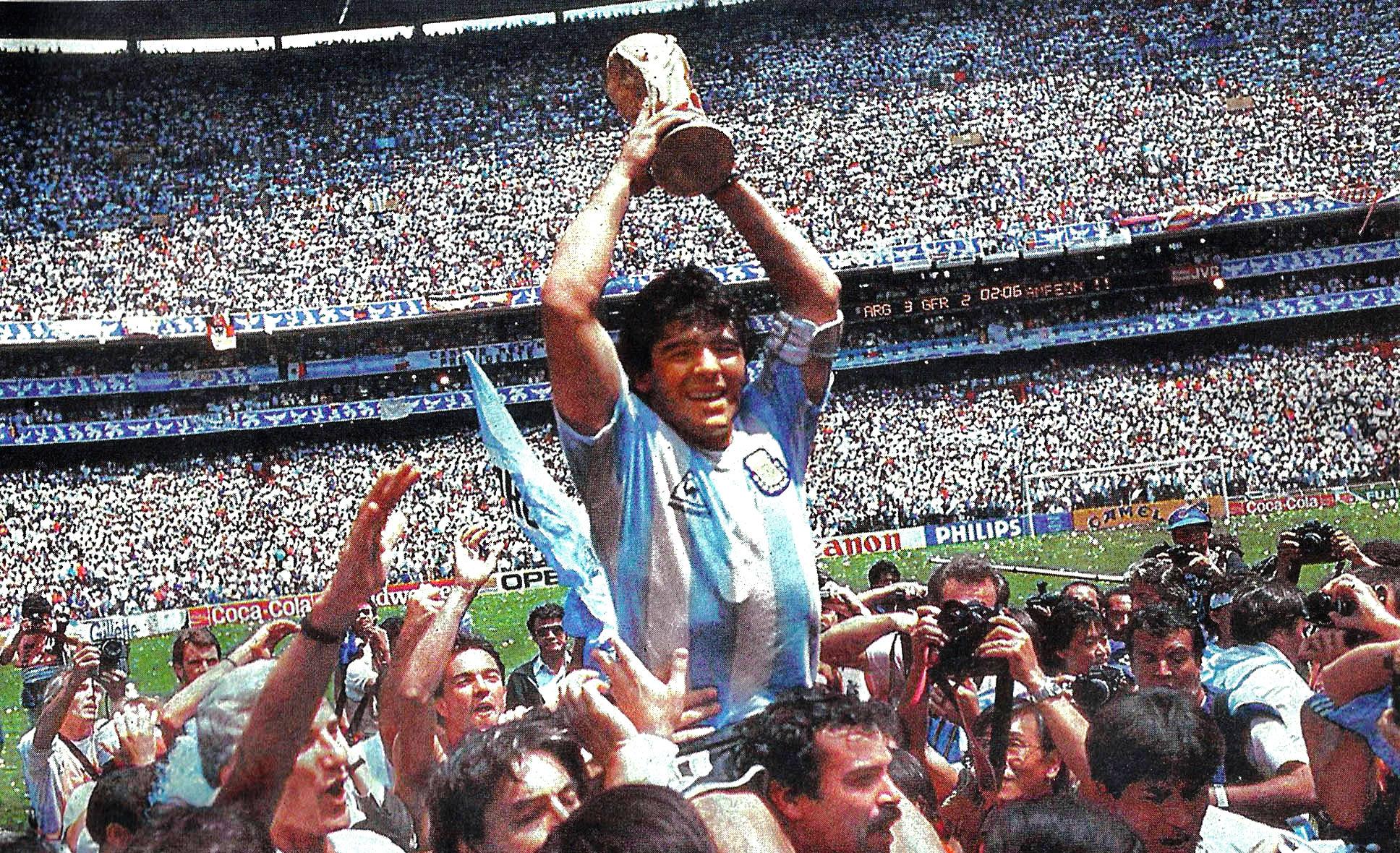 Biography diego maradona Diego Maradona