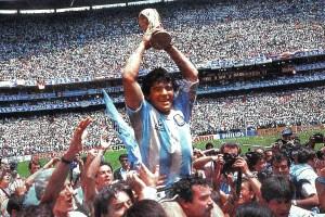 Diego Maradona Biography, Childhood, Career, Personal Life