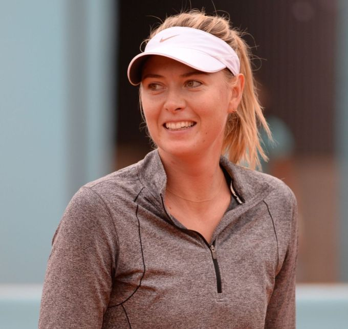 Wealthiest Women Tennis Players – Maria Sharapova Net Worth