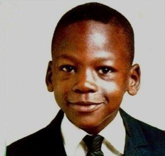 Michael Jordan's Childhood Photo