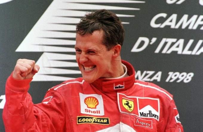 Wealthiest F1 Drivers - Michael Schumacher Net Worth