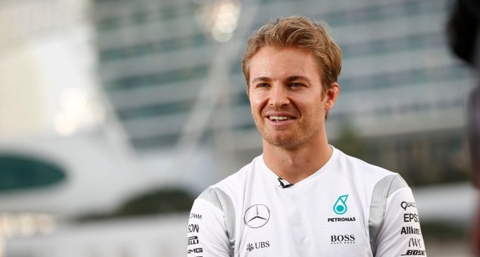 Nico Rosberg Net Worth