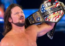 Aj Styles Biography- Childhood, Career, Personal Life, Facts