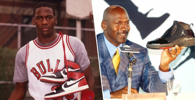 Air Jordan – Michael Jordan Shoe