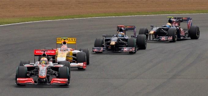 Formula 1 - Auto Racing