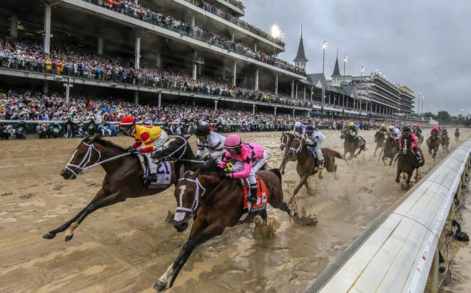 Horse Racing Event - Kentucky Derby