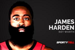James Harden Net Worth 2020 – How Rich Is He?