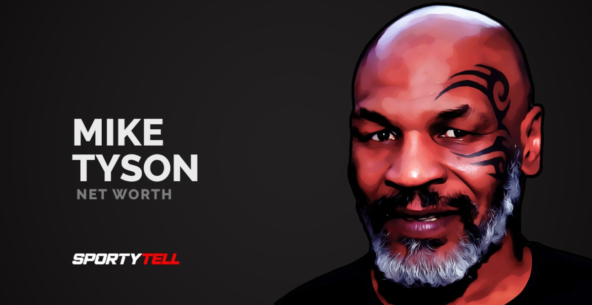 Mike Tyson Net Worth 2020 How Rich Is He Sportytell