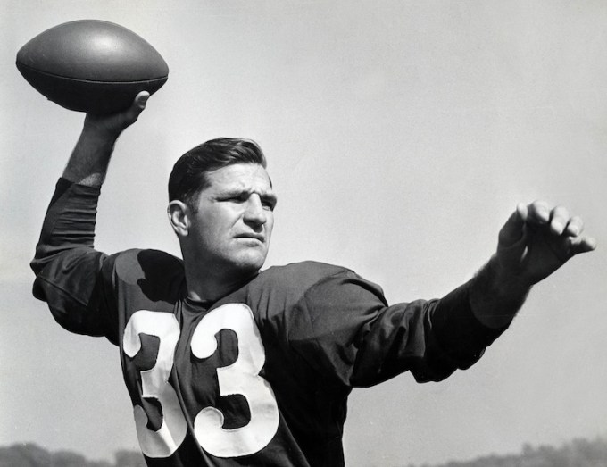 Quarterback - Sammy Baugh