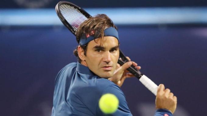 Rich Athletes - Roger Federer