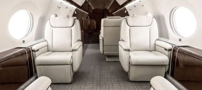Ultimate Comfort - Gulfstream G650
