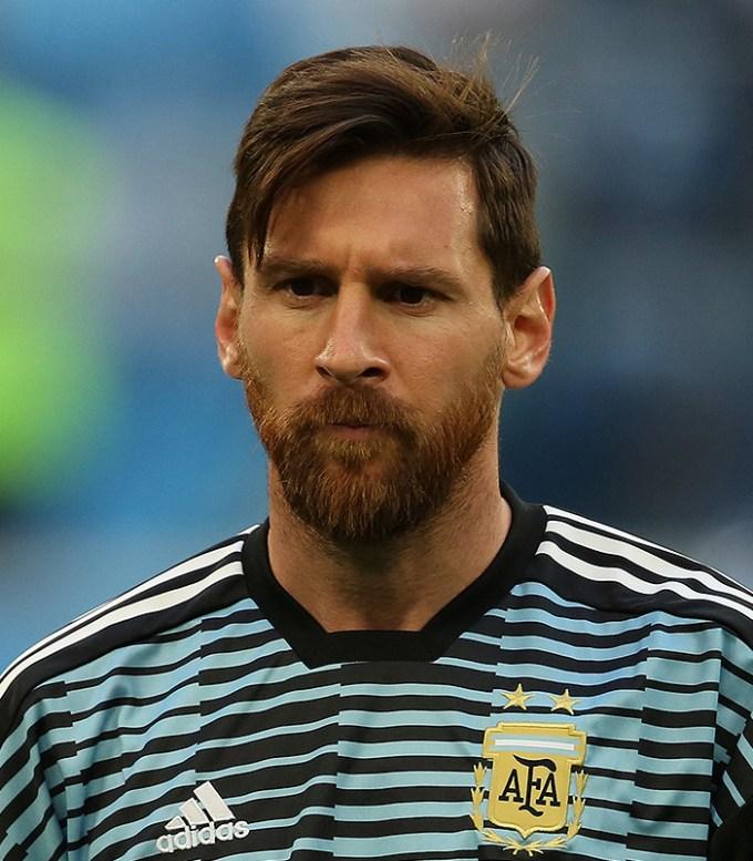 Wealthiest Athletes - Lionel Messi