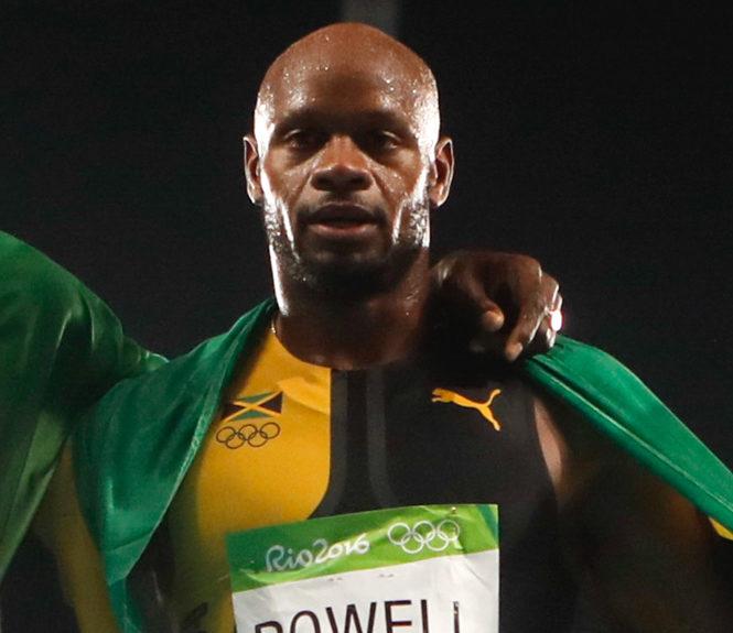 World's Fastest Runners - Asafa Powell