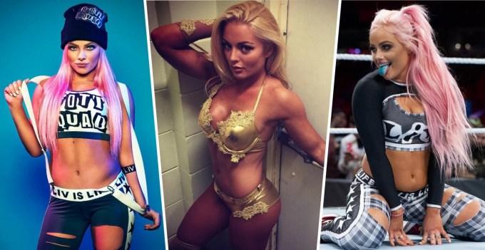 Hottest WWE Superstars - Liv Morgan