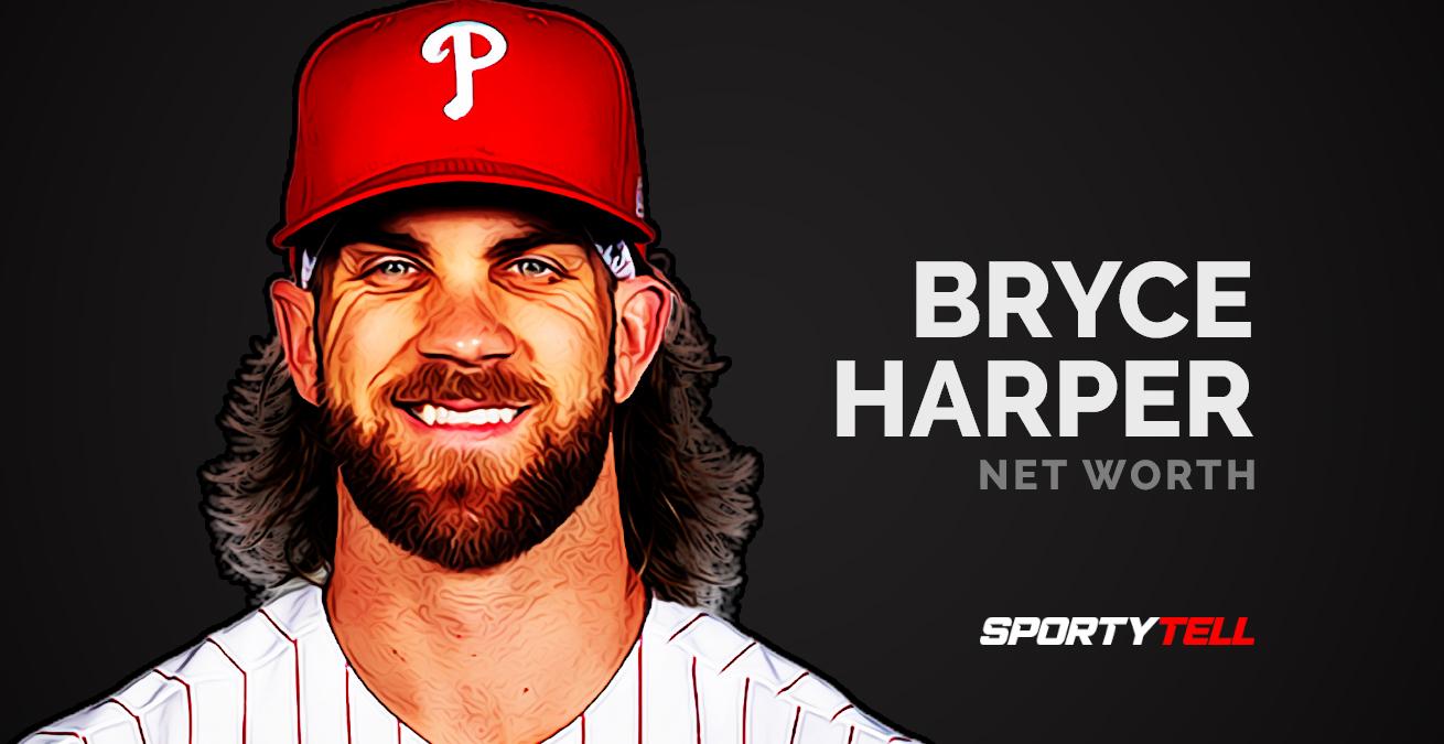 Bryce Harper Net Worth 2020 Salary Endorsements Sportytell