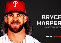 Bryce Harper Net Worth, Salary, Endorsements