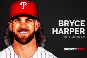 Bryce Harper Net Worth 2020, Salary & Endorsements