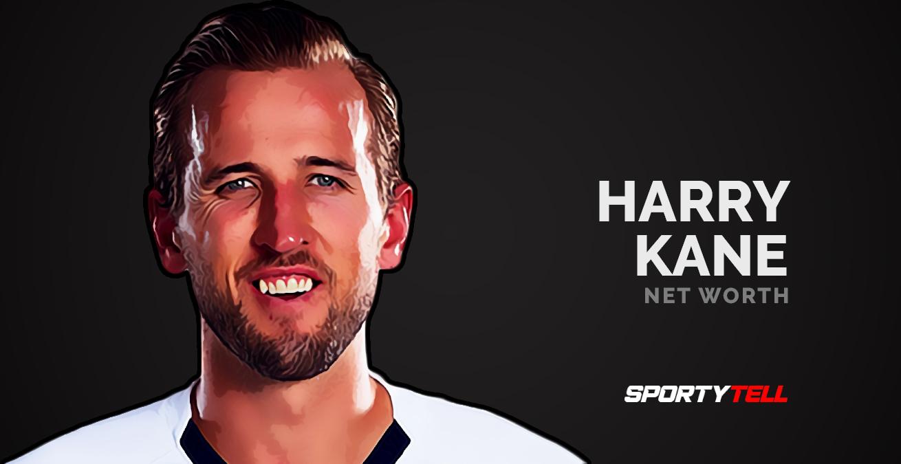 Harry Kane Net Worth 2020 How Rich Is He Sportytell