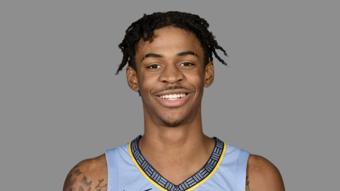 Best Rookie – Ja Morant