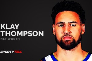 Klay Thompson Net Worth, Salary, Contract, Endorsements