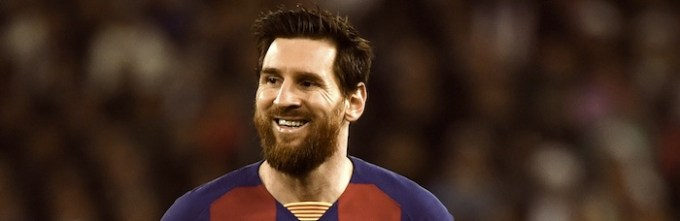 Highest-Paid Salary – Lionel Messi