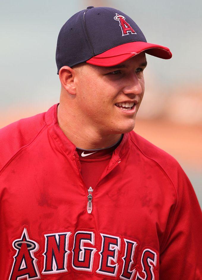 Mike Trout – Baseball/Mlb Career
