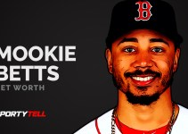 Mookie Bets Net Worth, Salary, Endorsements, Contracts