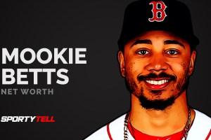 Mookie Betts Net Worth 2020, Salary & Endorsements