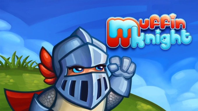 Muffin Knight for Android and iOS