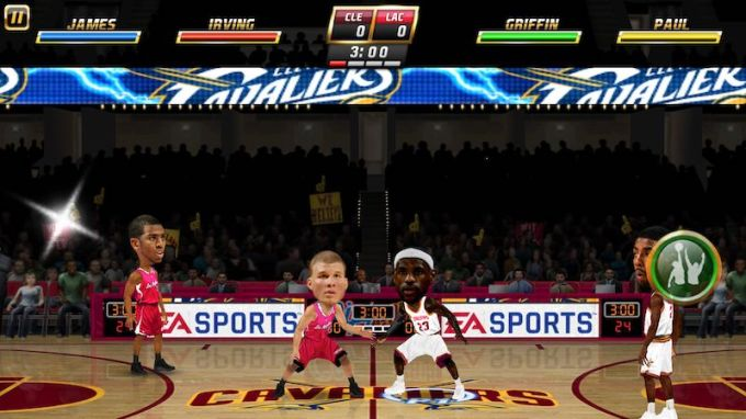 NBA Jam for iOS & Android