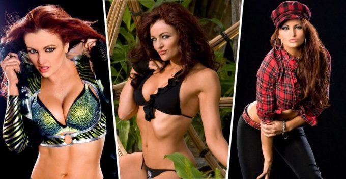 Sexiest WWE Diva - Maria Kanellis