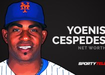 Yoenis Cespedes Net Worth, Salary, Endorsements