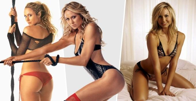 Hottest Female Wrestlers - Stacy Keibler