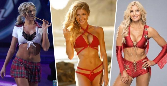 Sexiest Female Wrestlers - Torrie Wilson