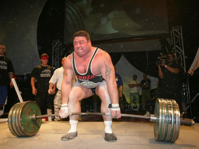 Andy Bolton - Strongest Man