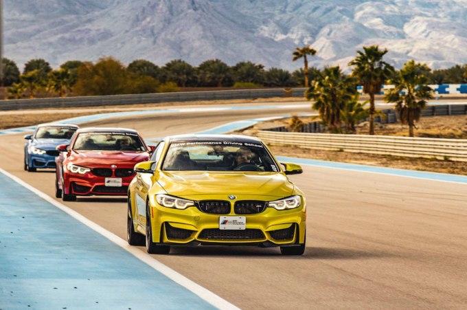 BMW Performance Driving School
