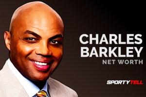 Charles Barkley Net Worth, Salary, Earnings, Wife, Life