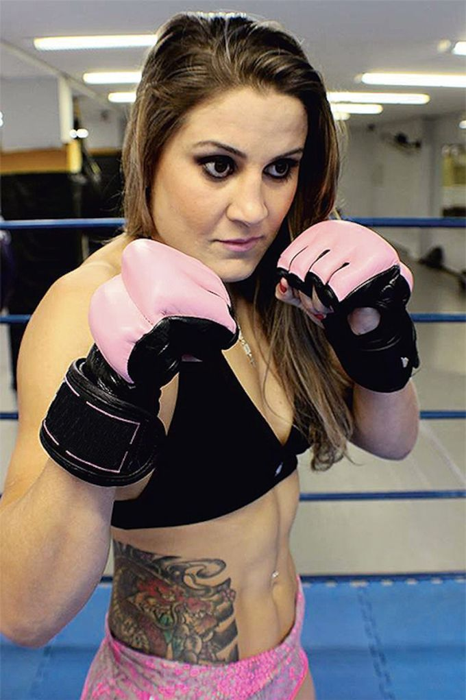 Jennifer Maia is among the greatest female MMA fighters