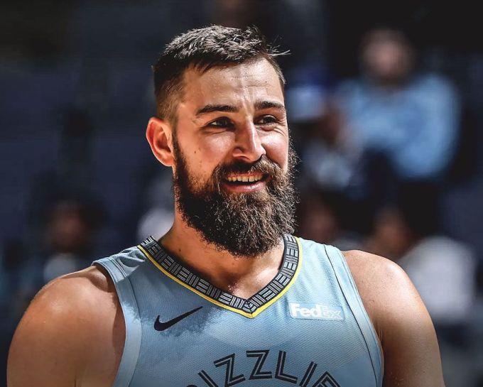 Jonas Valanciunas – Handsome NBA Player