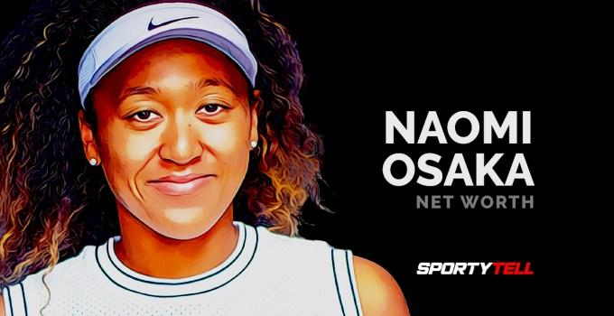 Naomi Osaka Net Worth, Earnings, Endorsements