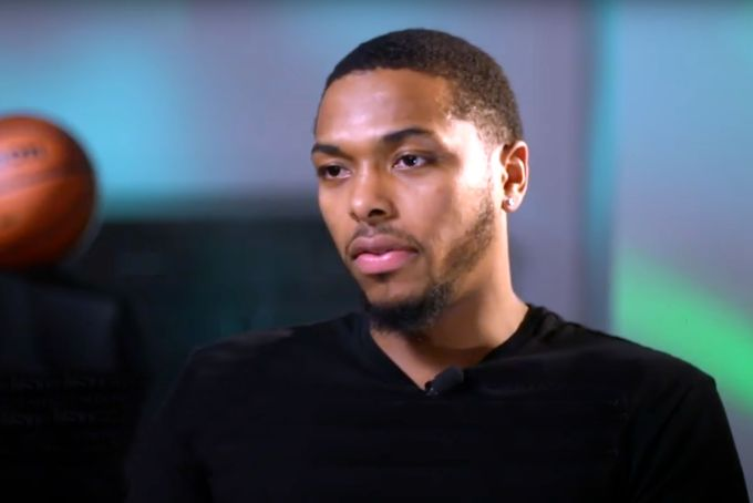 Sterling Brown – Handsome NBA Player
