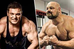 Top-10 Strongest Man In The World Ever