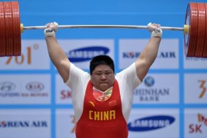 Top-10 World's Best Female Weightlifters