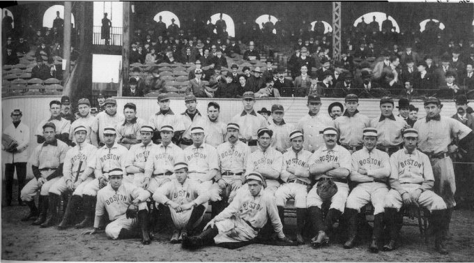 World Series History: First Championship in 1903