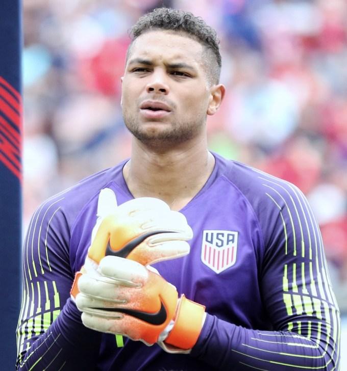 Zack Steffen - American Soccer Player