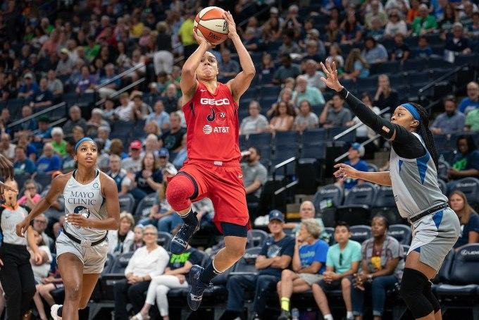 Women's National Basketball Association (WNBA) - Sports - Kristi Toliver