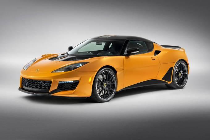 Best Looking Sports Car - 2020 Lotus Evora GT